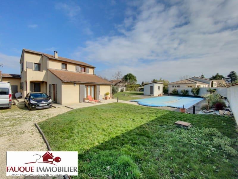 Sale house / villa Malissard 424500€ - Picture 2