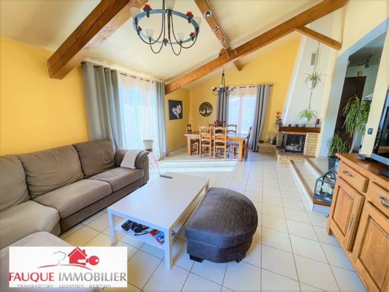 Sale house / villa Malissard 424500€ - Picture 3
