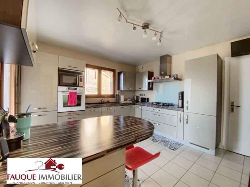 Sale house / villa Malissard 424500€ - Picture 4
