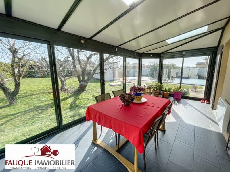 Sale house / villa Malissard 424500€ - Picture 5