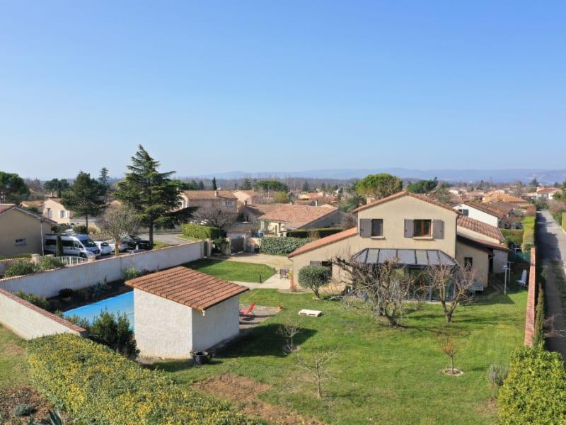 Sale house / villa Malissard 424500€ - Picture 9