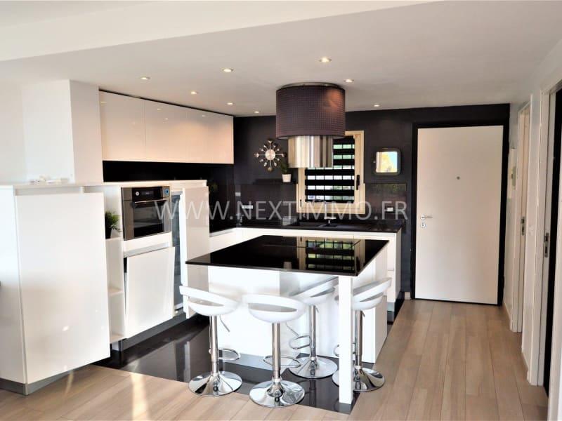 Sale apartment Gorbio 389500€ - Picture 4