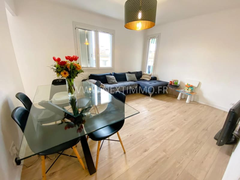 Rental apartment Beausoleil 1310€ CC - Picture 1