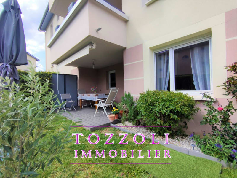 Sale apartment Vaulx milieu 227000€ - Picture 2