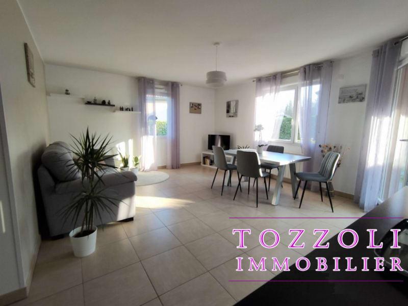 Sale apartment Vaulx milieu 227000€ - Picture 3