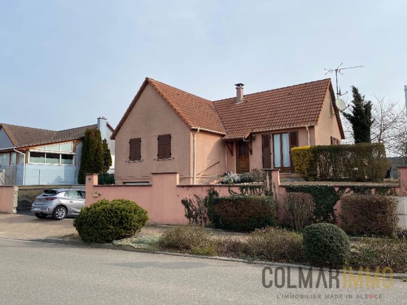 Vente maison / villa Oberhergheim 250000€ - Photo 1