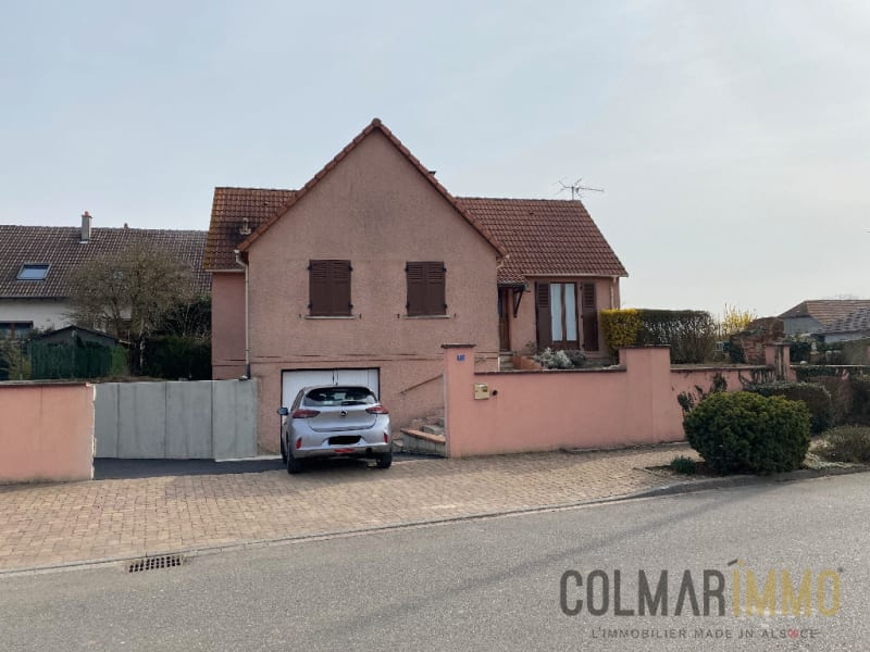 Vente maison / villa Oberhergheim 250000€ - Photo 2
