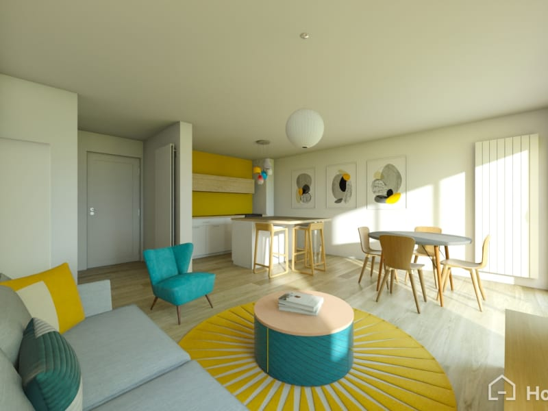 Vente appartement Meythet 220000€ - Photo 1