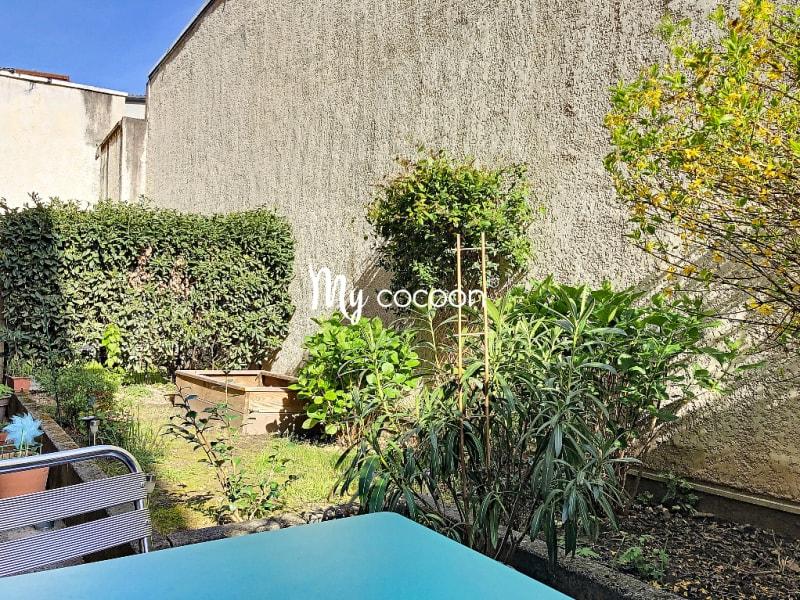 Appartement Lyon 2bis pièces 57.52 m2 et son jardin