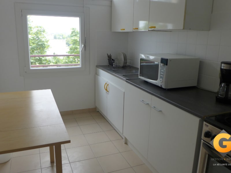Rental apartment Rennes 380€ CC - Picture 3