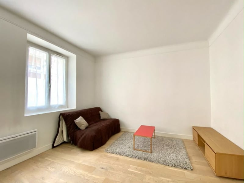 Rental apartment Paris 15ème 999€ CC - Picture 1