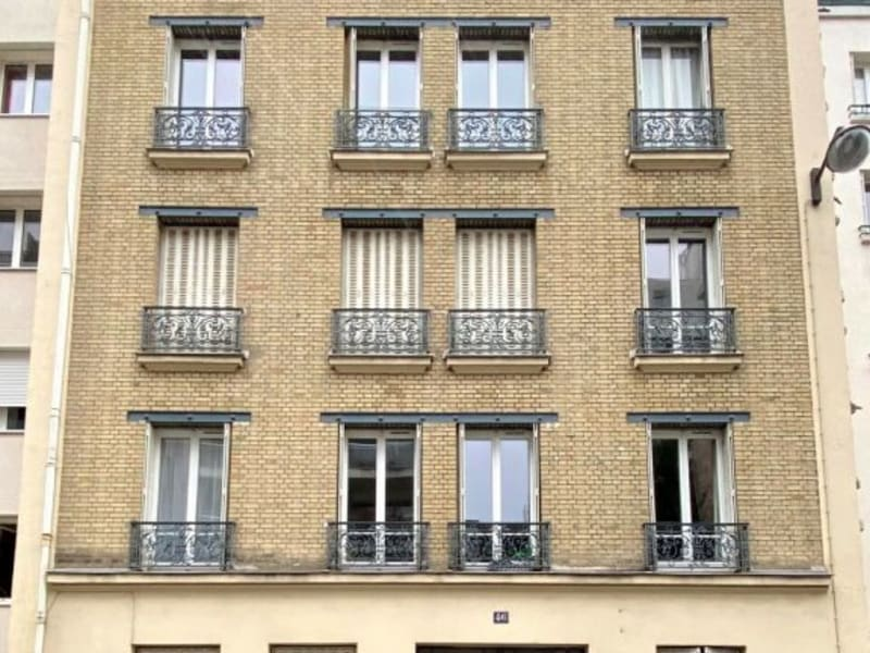 Rental apartment Paris 15ème 999€ CC - Picture 6