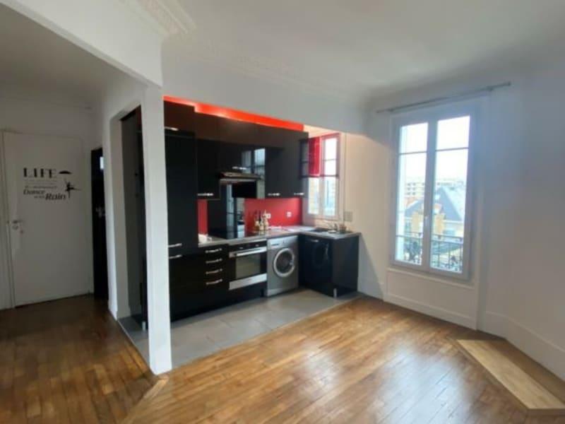 Rental apartment La garenne-colombes 1100€ CC - Picture 2