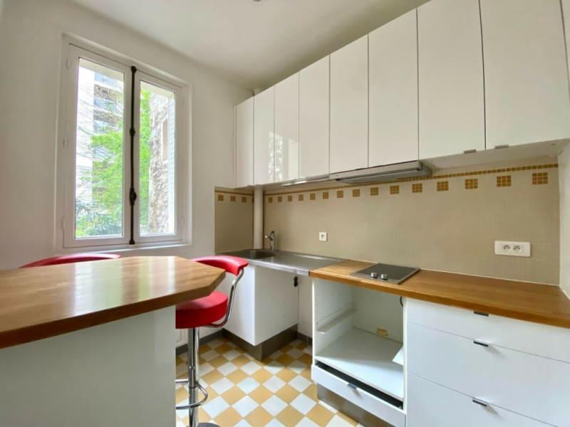 Rental apartment Paris 16ème 1055€ CC - Picture 4