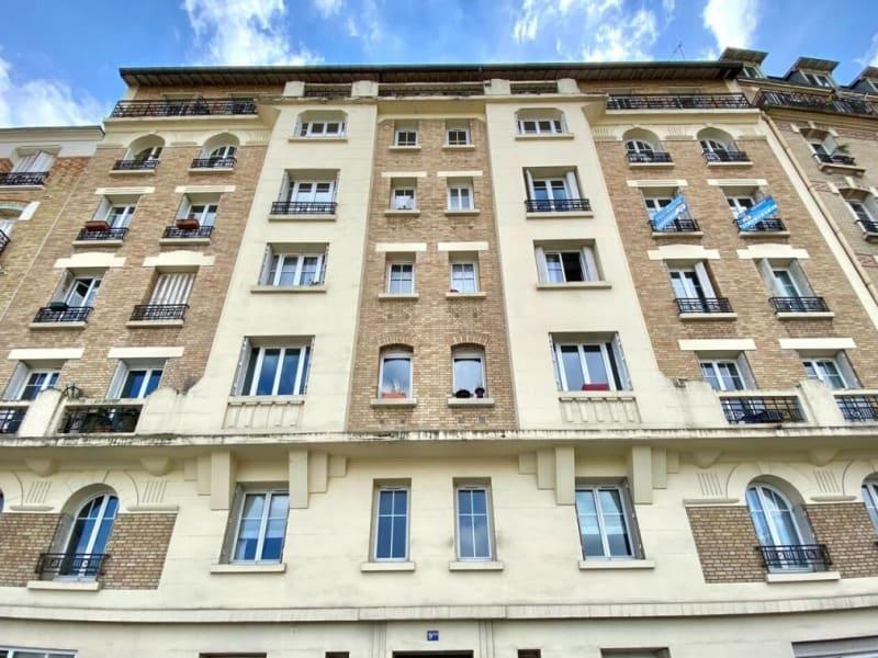Rental apartment La garenne-colombes 650€ CC - Picture 1
