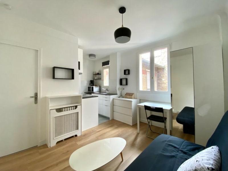 Rental apartment La garenne-colombes 650€ CC - Picture 2