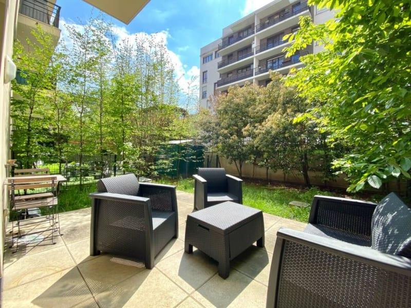 Rental apartment Asnières-sur-seine 1160€ CC - Picture 1