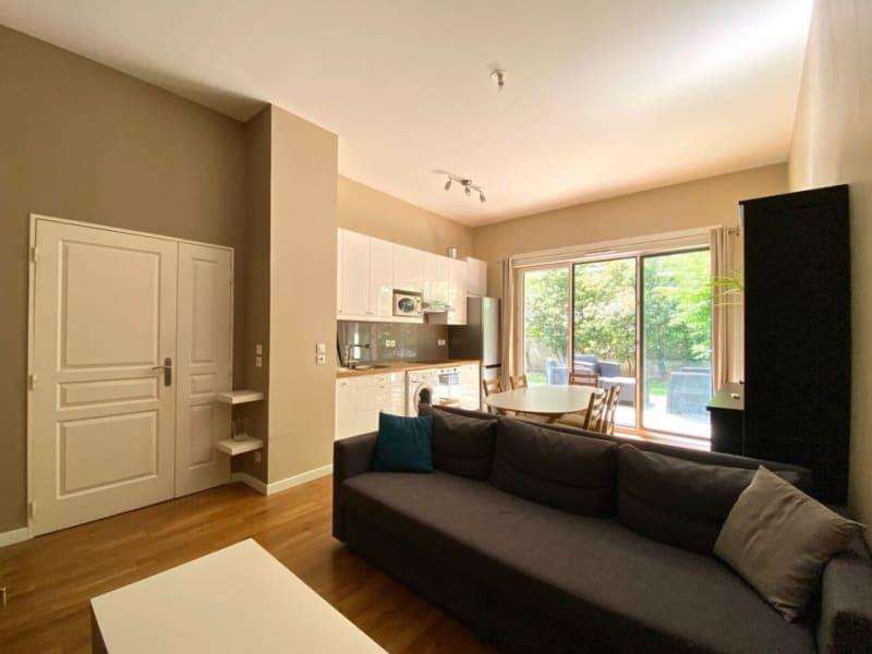 Rental apartment Asnières-sur-seine 1160€ CC - Picture 2