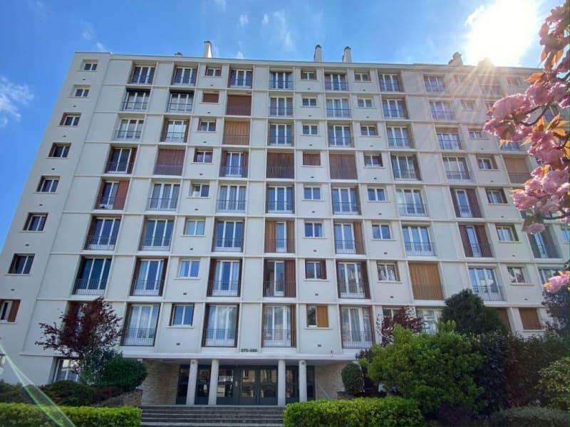 Rental apartment Courbevoie 1645€ CC - Picture 1