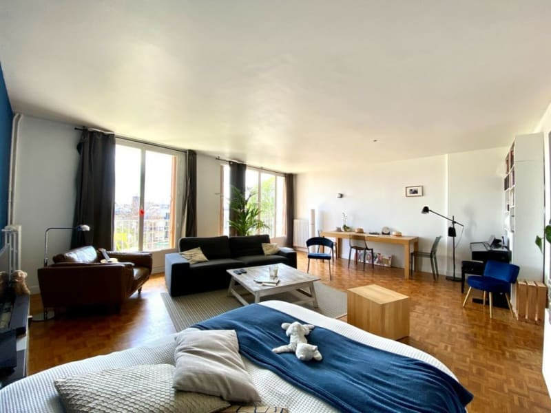 Rental apartment Courbevoie 1645€ CC - Picture 2