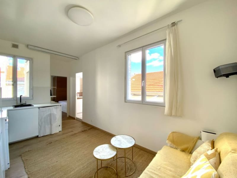 Rental apartment Colombes 890€ CC - Picture 1