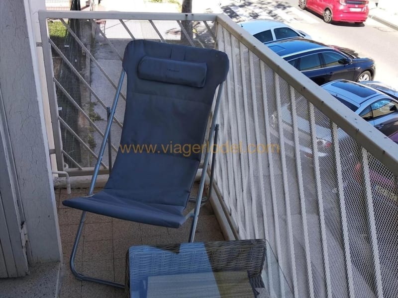 Life annuity apartment Toulon 18500€ - Picture 6