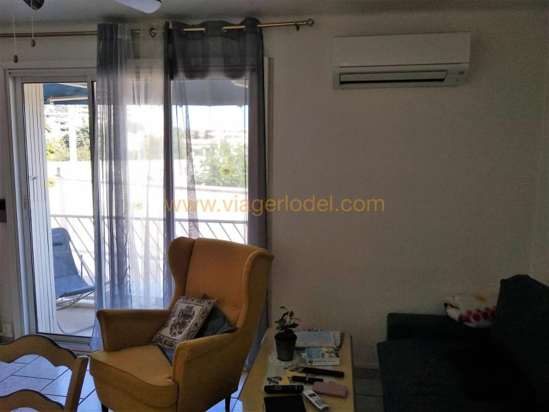 Life annuity apartment Toulon 18500€ - Picture 2