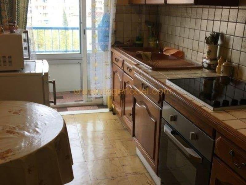 Verkauf auf rentenbasis wohnung Toulon 58000€ - Fotografie 6