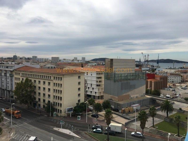 Verkauf auf rentenbasis wohnung Toulon 58000€ - Fotografie 2