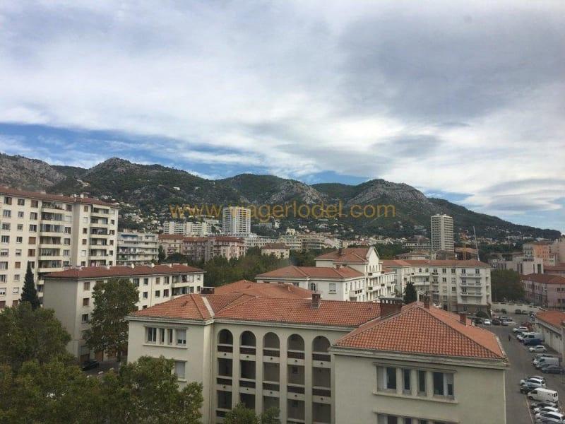 Verkauf auf rentenbasis wohnung Toulon 58000€ - Fotografie 1