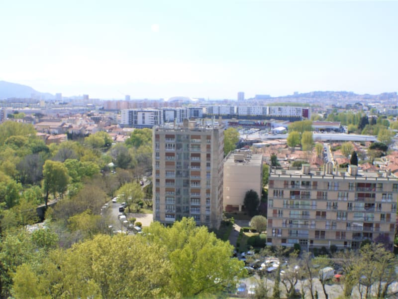 Location appartement Marseille 10ème 465€ CC - Photo 3