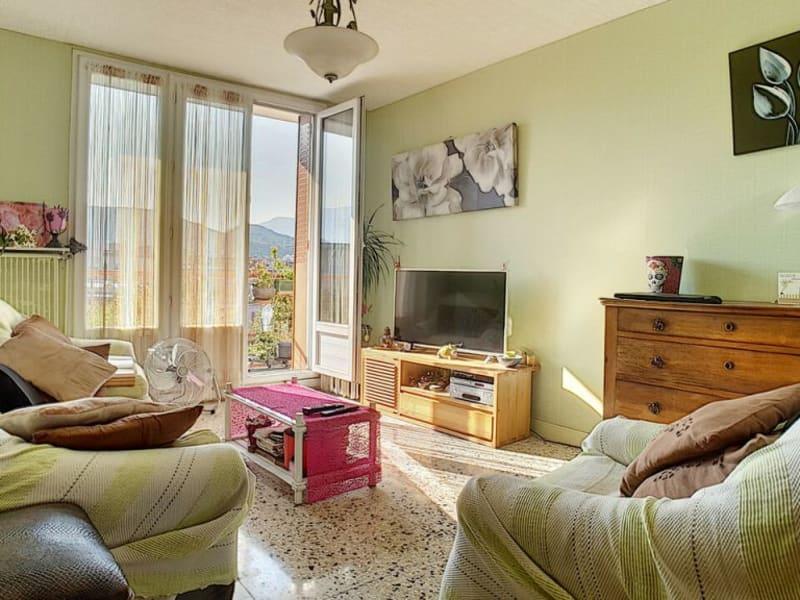 Sale apartment Échirolles 106000€ - Picture 1