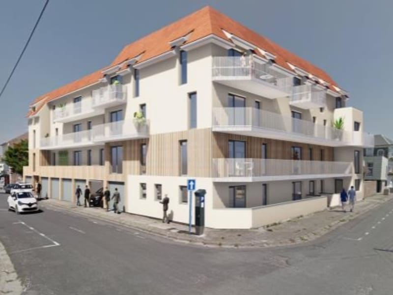 Sale apartment Fort mahon plage 174 000€ - Picture 1