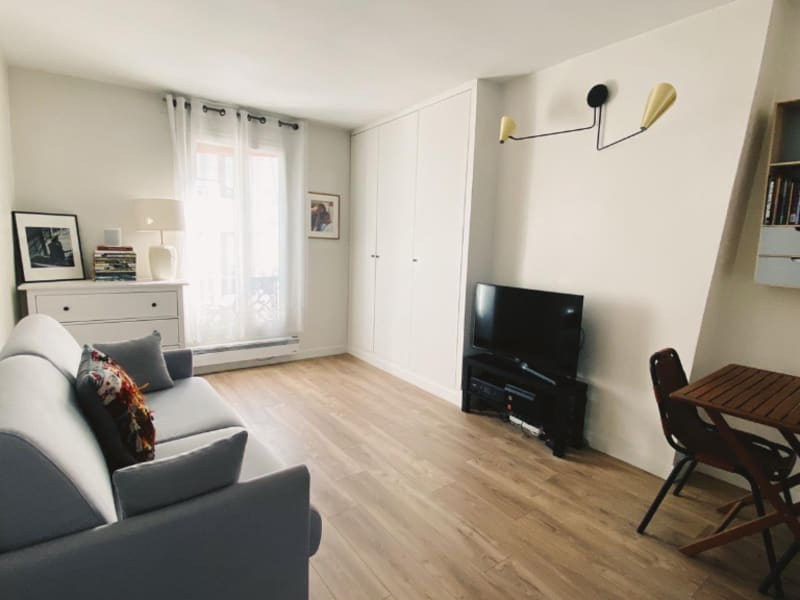 Rental apartment Paris 11ème 930€ CC - Picture 1