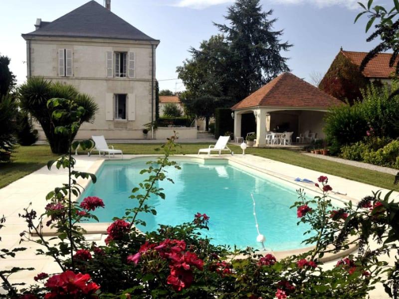 Vente maison / villa Velluire 517600€ - Photo 1