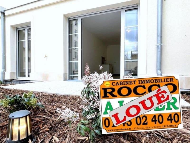 Location appartement Le raincy 890€ CC - Photo 1