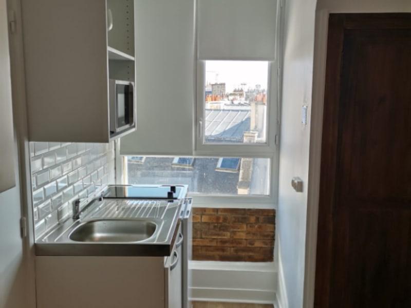 Rental apartment Paris 9ème 750€ CC - Picture 1