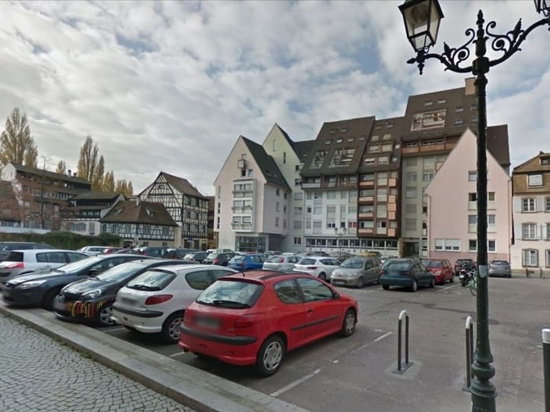 Location parking Strasbourg 101€ CC - Photo 1