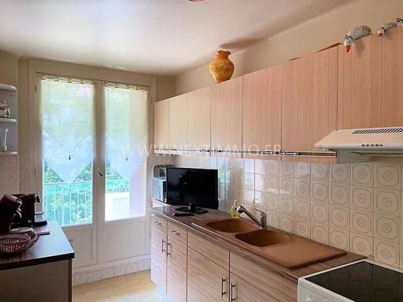 Sale apartment Menton 265 000€ - Picture 2