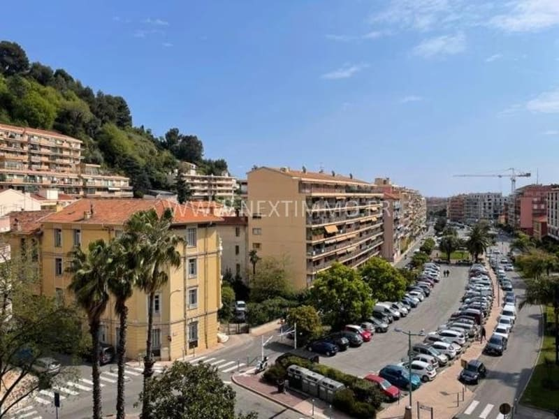 Sale apartment Menton 265 000€ - Picture 1