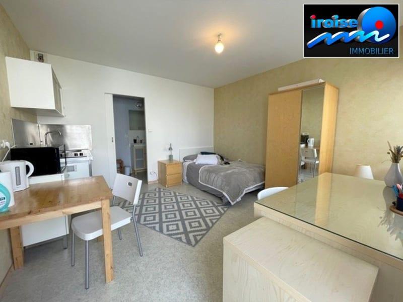 Rental apartment Brest 415€ CC - Picture 2