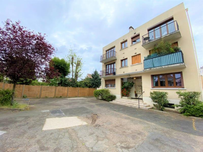 Rental apartment Maisons laffitte 580€ CC - Picture 1