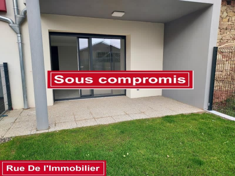 Vente appartement Mommenheim 172 700€ - Photo 1