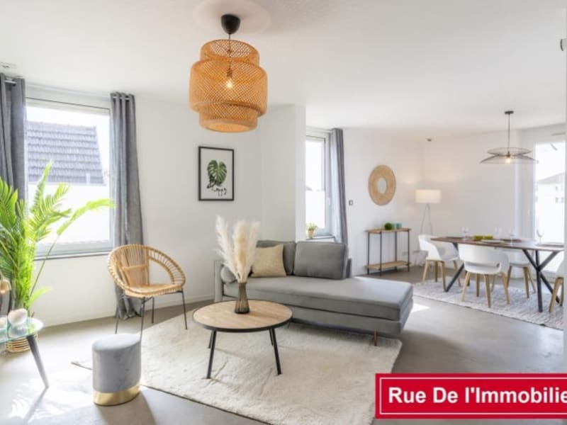 Sale apartment Haguenau 225000€ - Picture 1