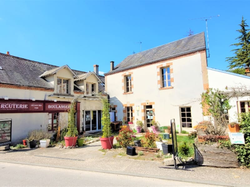 Sale house / villa Crouy sur cosson 315000€ - Picture 1