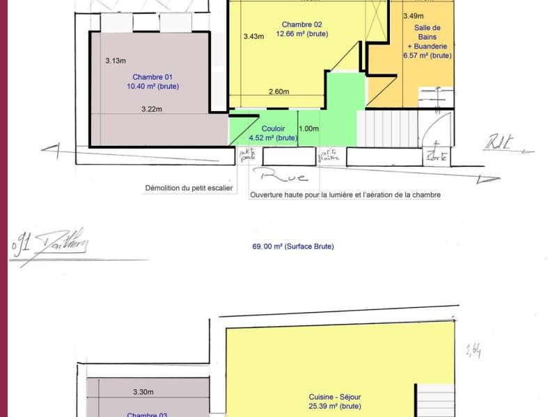 Sale house / villa Montlhéry 177000€ - Picture 4