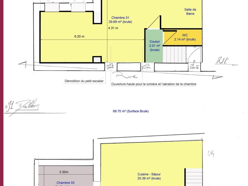 Sale house / villa Montlhéry 177000€ - Picture 3