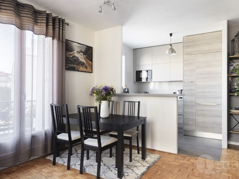 Sale apartment Courbevoie 544000€ - Picture 2