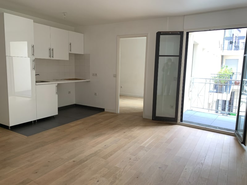 Rental apartment Puteaux 1 365€ CC - Picture 2