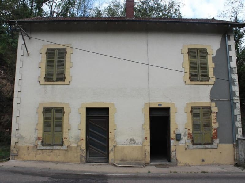 Vente maison / villa La clayette 28000€ - Photo 7